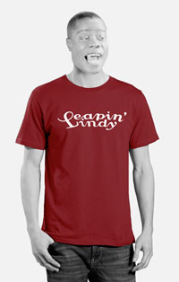 Leapin' Lindy T-Shirt